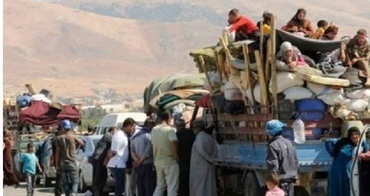 أعداد كبيرة من نازحي الجنوب السوري يغادرون حدود المملكة ويعودون إلى مناطقهم