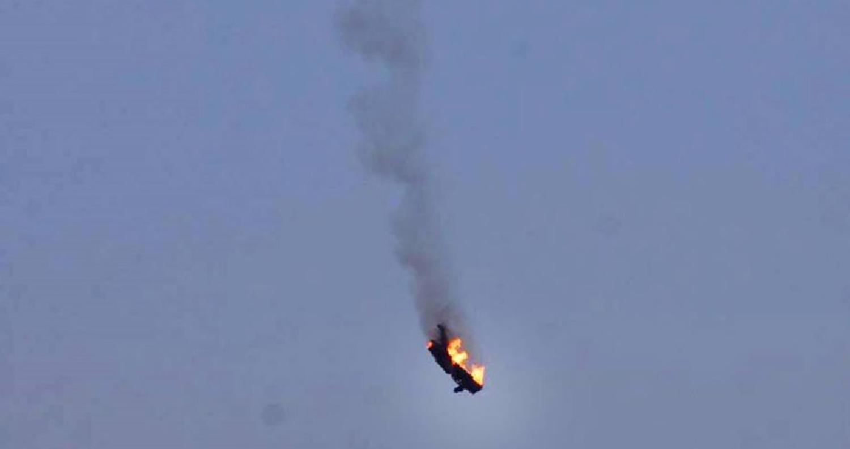 قالت حكومة الإحتلال الإسرائيلي إنها أسقطت طائرة حربية سورية اخترقت المجال الجوي الواقع تحت سيطرتها فوق هضبة الجولان يوم الثلاثاء لكن دمشق قالت إن نير