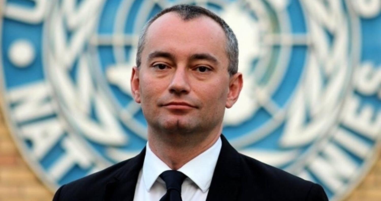وصول المنسق الخاص لعملية السلام نيكولاي ملادينوف إلى قطاع غزة