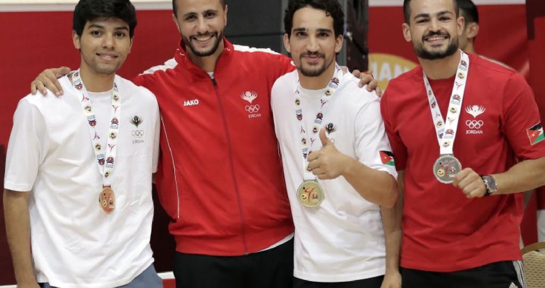 يستعد المنتخب الوطني للكراتيه لخوض منافسات النسخة الثامنة عشرة من دورة الألعاب الآسيوية التي تستضيفها إندونيسيا خلال الفترة من ١٨ أب/أغسطس إلى ٢ أيلول