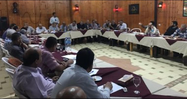 ممثلو الفصائل الفلسطينية ملتزمون بإتفاق وقف إطلاق النار