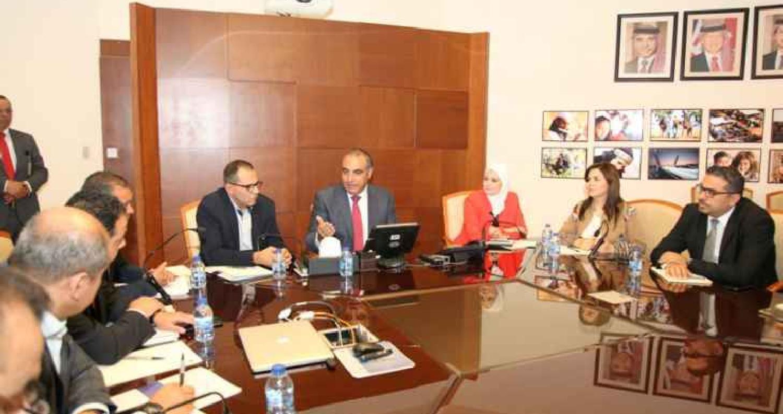 أكد أمين عمان الدكتور يوسف الشواربة أهمية التعاون والتشاركية بين الأمانة والمؤسسة العامة للغذاء والدواء لتعزيز الرقابة على الغذاء والحفاظ على صحة وسلا