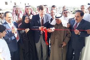 افتتح وزير الصحة الدكتور محمود الشياب اليوم مركز صحي القسطل في محافظة العاصمة