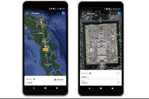 بعد إطلاقها لتطبيق Measure لقياس المساحات والأطوال المختلفة على الأرض باستخدام تقنية الواقع المعزز، ها هي قوقل تطلق أداة مشابهة ولكن خاصة بـ Google Ea