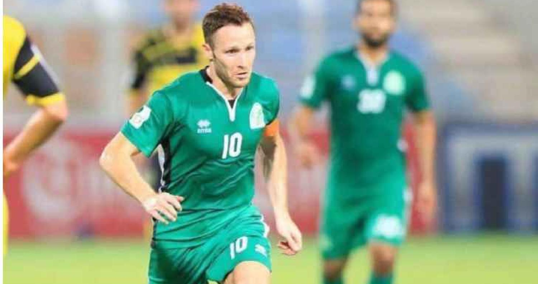 تقاعد نادي الحسين اربد رسميا مع اللاعب الكرواتي أدمير، للعب في فريق كرة القدم خلال منافسات اندية المحترفين في الموسم الكروي 2018-2019.