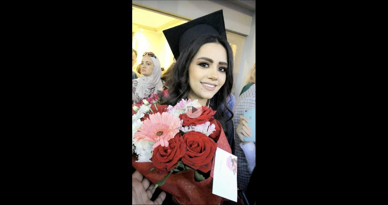 خالد العساف يهنئ إبنته ديما بنجاحها في التوجيهي