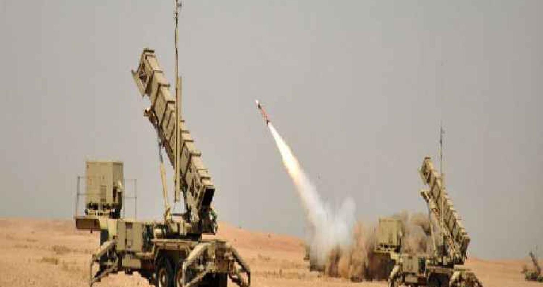 الأحداث السابقة السعودية تعترض صاروخين باليستيين