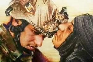 يمه يمه لا تبكي إبنك والله شهيد