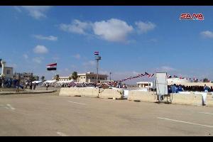 سوريا: نستعد لاستقبال دفعة لاجئين من الأردن