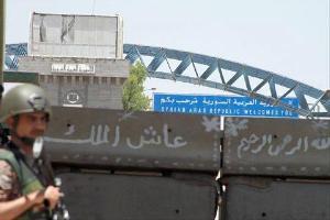 الأردن لم يتسلم طلبا رسميا بفتح الحدود مع سوريا
