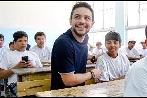 ولي العهد : الشباب هم روح الإنجاز والإبداع