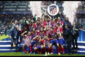 أتليتيكو يثأر من ريال مدريد