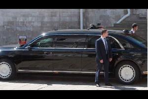 بوتين يحضر عرس ابنة الطيار الخاص للملك الراحل الحسين بن طلال