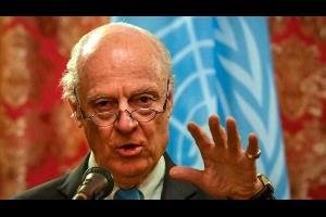 الامم المتحدة تدعو إيران وروسيا وتركيا لمحادثات بشأن سوريا