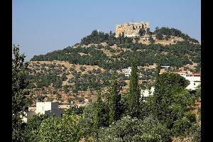 شهدت محافظة عجلون ارتفاعا بعدد السياح وزوار المواقع السياحية التي تضم 220 موقعاً سياحيا خلال عطلة عيد الاضحى