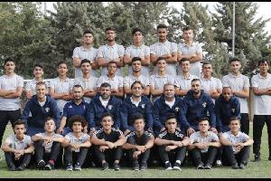 أعلن المدير الفني لمنتخب الناشئين لكرة القدم عبدالله القططي، اليوم السبت، قائمة اللاعبين لمعسكر تركيا، الذي يمتد من 28 آب إلى 2 آيلول، استعدادا لنهائي