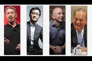 قامت مجلة فوربس بتسليط الضوء على قوائم أغنى رجال الأعمال والمليارديرات في العالم خلال 18 عاماً الماضية للعثور على أكبر القفزات المالية التي حققها هؤلا