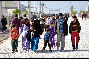 أفادت آخر إحصاءات الأمم المتحدة بأن اللاجئين السوريين يشكلون حوالي ثلث أجمالي اللاجئين في العالم، وبأن تركيا تستضيف منهم أكثر من ثلاثة ملايين ونصف الم