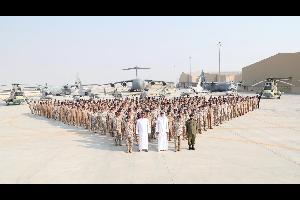 كشف نائب قائد قوات الجو القطرية، اللواء أحمد إبراهيم المالكي، عن تعزيز بلاده قدراتها العسكرية، بإنشاء قاعدة جوية جديدة وشراء طائرات وأسلحة بمليارات ال