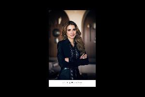 جلالة الملكة رانيا كل عام وأنتِ بخير