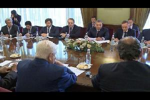 أكدت الحكومة الروسية أن التبادل التجاري بين روسيا وسوريا ازداد بنسبة 25 بالمئة خلال النصف الأول من العام الجاري، وبلغ 226.7 مليون دولار