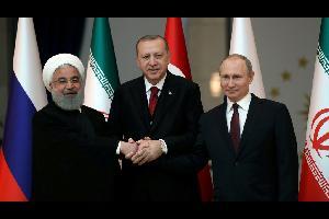 قمة طهران ستحدد مستقبل إدلب