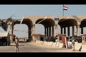 وزير سوري: لا داعي الآن لفتح معبر نصيب مع الأردن
