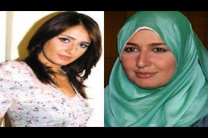 هل تعود حلا شيحة الى الحجاب؟؟