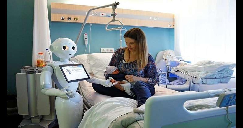 شركة روسية تكشف عن روبوت يؤدي مهام التمريض