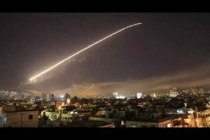 وكالة سانا: الجيش السوري يتصدى لهجوم للاحتلال في محيط مطار دمشق الدولي