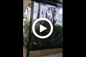 على مكتب أمين عمان.. فيديو