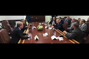الصفدي يبحث التعاون المشترك مع نظرائه العرب