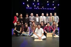 عرض مسرحي لمؤسسة وهج الشمس و جمعية دوبامين الخيرية