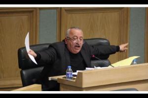 خالد رمضان يطلب ان يكون مجلس الاعيان منتخباً من الشعب