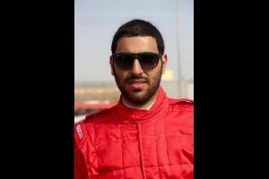 سالم الظفيري يتعرض لحادث خلال سباق باها الأردن