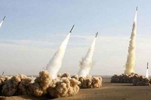 إيران تقصف سوريا بصواريخ باليستية