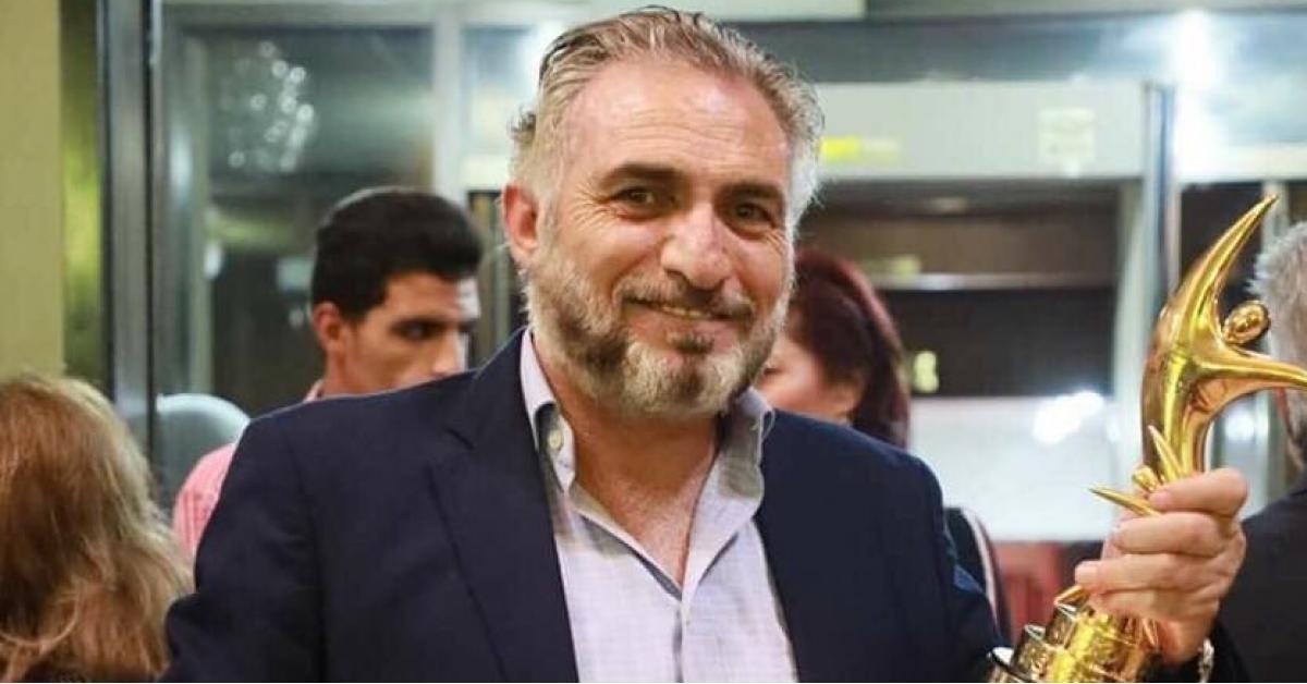 الفنان الاردني عليان افضل ممثل عربي للعام (2018)