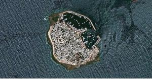 جزيرة سورية تكشف نظرية جديدة حول سفينة نوح..فيديو