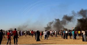 5 شهداء على حدود غزة