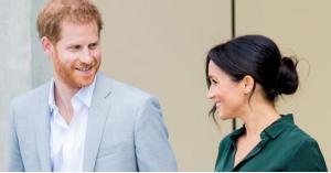 هكذا اعلن الأمير هاري خبر حمل زوجته