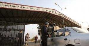 قرار سوري بشأن معبر نصيب