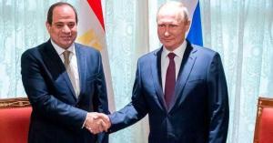قمة السيسي وبوتن.. اتفاقيات تجارية وصناعية بالمليارات