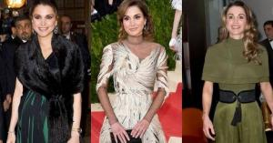 الملكة راني العبدالله، الملكة رانيا،