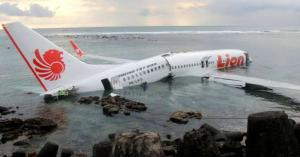 العثور على صندوق الطائرة الإندونيسية الاسود