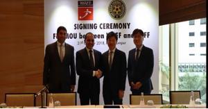 اتفاقية تعاون بين اتحادي غرب وشرق آسيا لكرة القدم