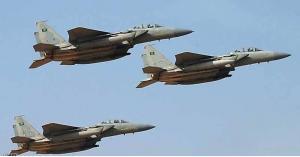 التحالف يدمر مواقع إطلاق صواريخ باليستية في صنعاء
