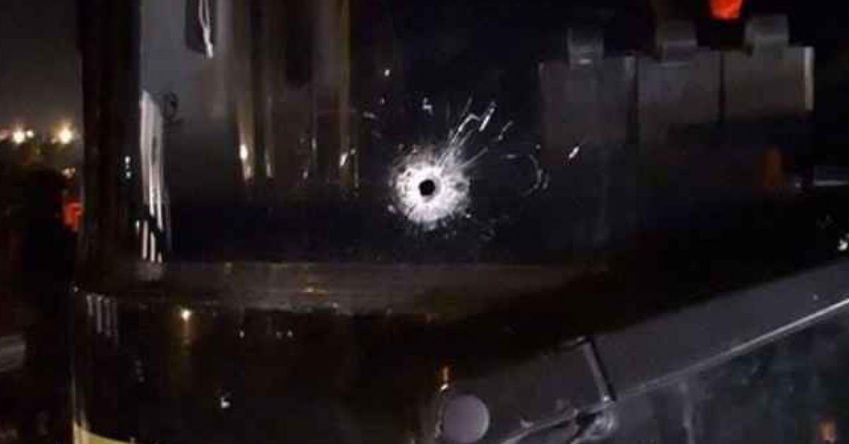 إصابة مستوطنين بجراح بعملية إطلاق نار قرب رام الله