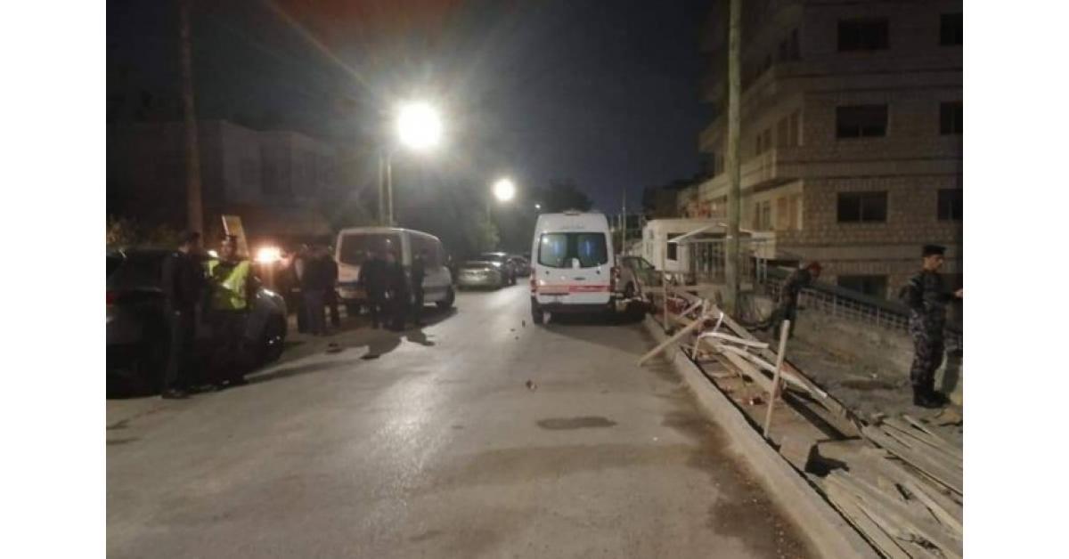 إخلاء عمارة سكنية في عمان بعد تصدعها