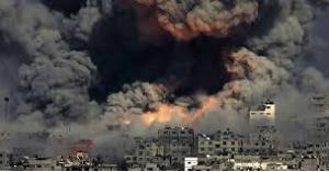 شهيدان في قصف جيش الاحتلال لقطاع غزة
