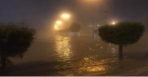 سيول في محافظة الدوادمي (صور)